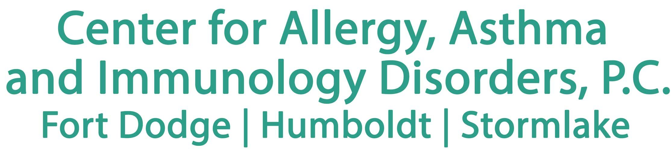 Center for Allergy, Asthma and Immunology DIsorder, P.C.